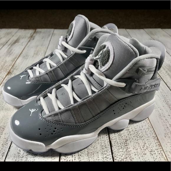 Air Jordan 6 Rings Womens Size 6 Shoes